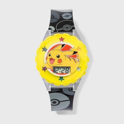 Kids' Pokemon Pika Watch - Yellow