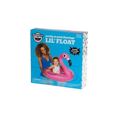 Check Inventory Mouth Toys Flamingo Lil Float Pink