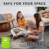 ECR4Kids The Surf Portable Lap Desk, Flexible Seating for Homeschool and Classrooms, One-Piece Writing Table for Kids, Teens and Adults, GREENGUARD [GOLD] Certified (10-Pack) - image 4 of 4