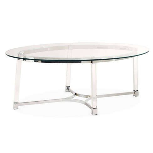 Sophia Coffee Table Clear Picket House Furnishings Target