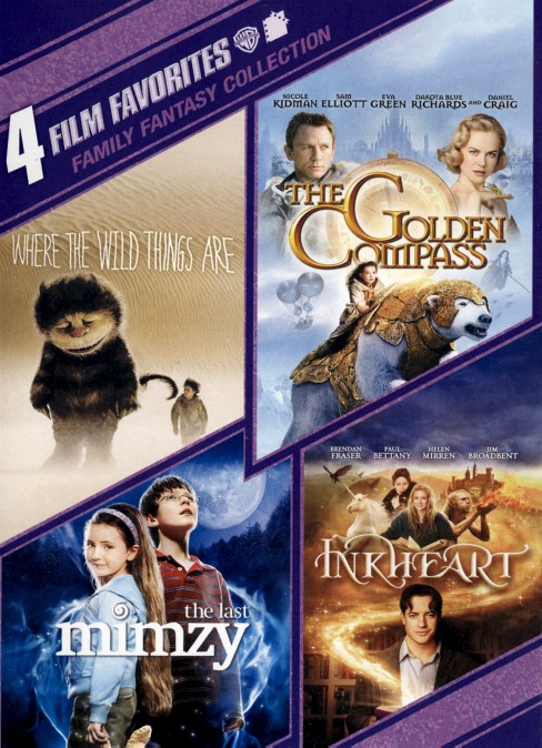 4 film favorites:Family fantasy colle (DVD) - image 1 of 1