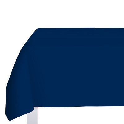 Solid Tablecover Navy Blue - Spritz™