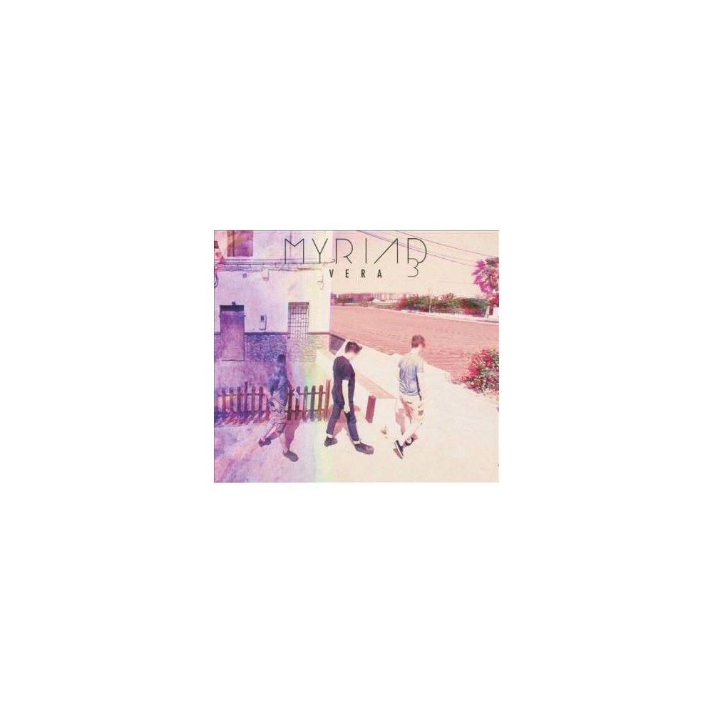 Myriad3 - Vera (CD), Pop Music