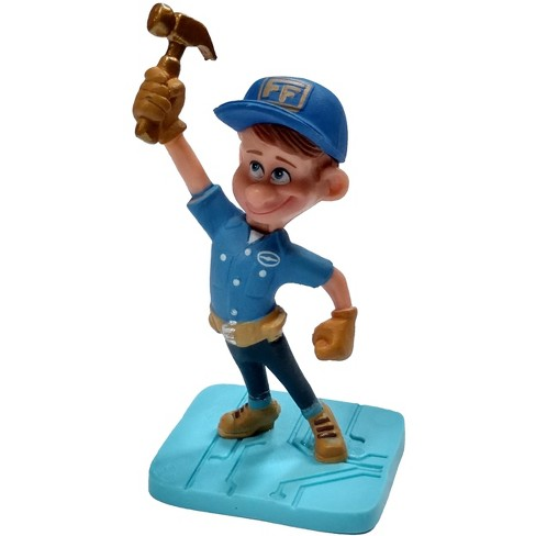 Disney Wreck-It Ralph 2: Ralph Breaks the Internet Fix-It Felix PVC Figure [Loose] - image 1 of 1