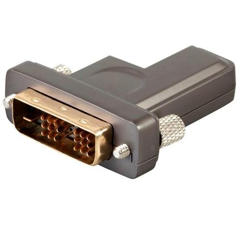 Monoprice DVI Connector   Detachable, for use with SlimRun AV Part- 33280 33281 33282 33283 or 33284 - SlimRun AV Series - image 1 of 4