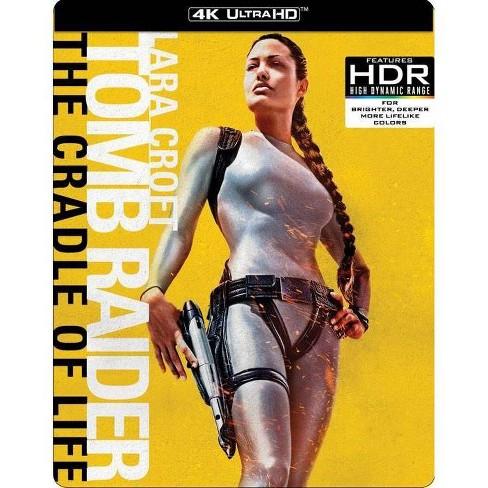 Tomb Raider The Cradle Of Life 4k Uhd Target