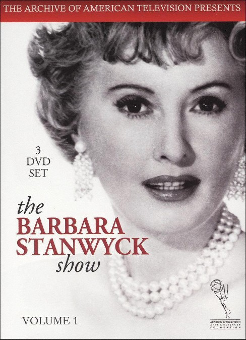 Barbara stanwyck show:Volume 1 (DVD) - image 1 of 1