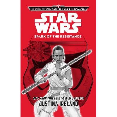 Star Wars Middle Grade Novel - by Justina Ireland (Hardcover)