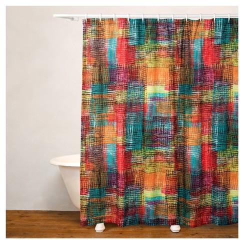 Crayola Etch Shower Curtain Target