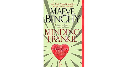 Minding Frankie (Reprint) (Paperback) - image 1 of 1