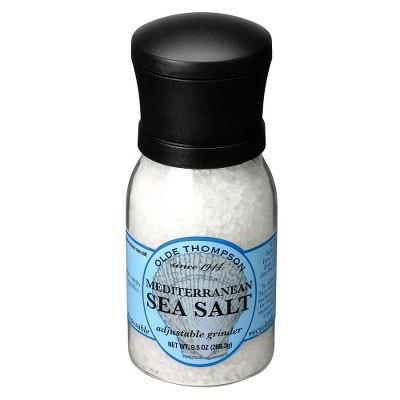 Olde Thompson Mediterranean Sea Salt - 9.5oz