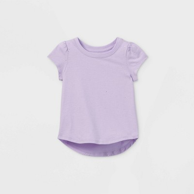 Toddler Girls' Sparkle Short Sleeve T-Shirt - Cat & Jack™