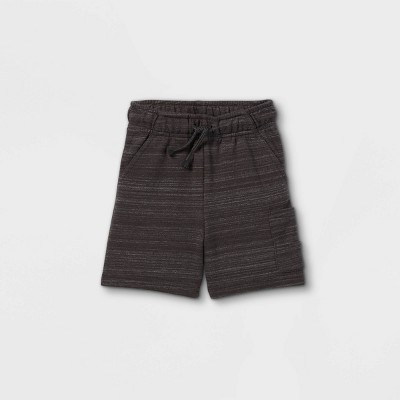 Toddler Boys' French Terry Cargo Pull-On Shorts - Cat & Jack™
