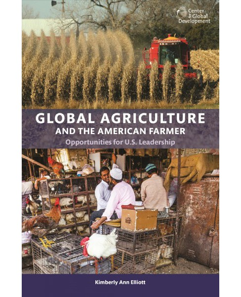 Global Agriculture and the American Farmer : Opportunities for U.S. Leadership -  (Paperback) - image 1 of 1