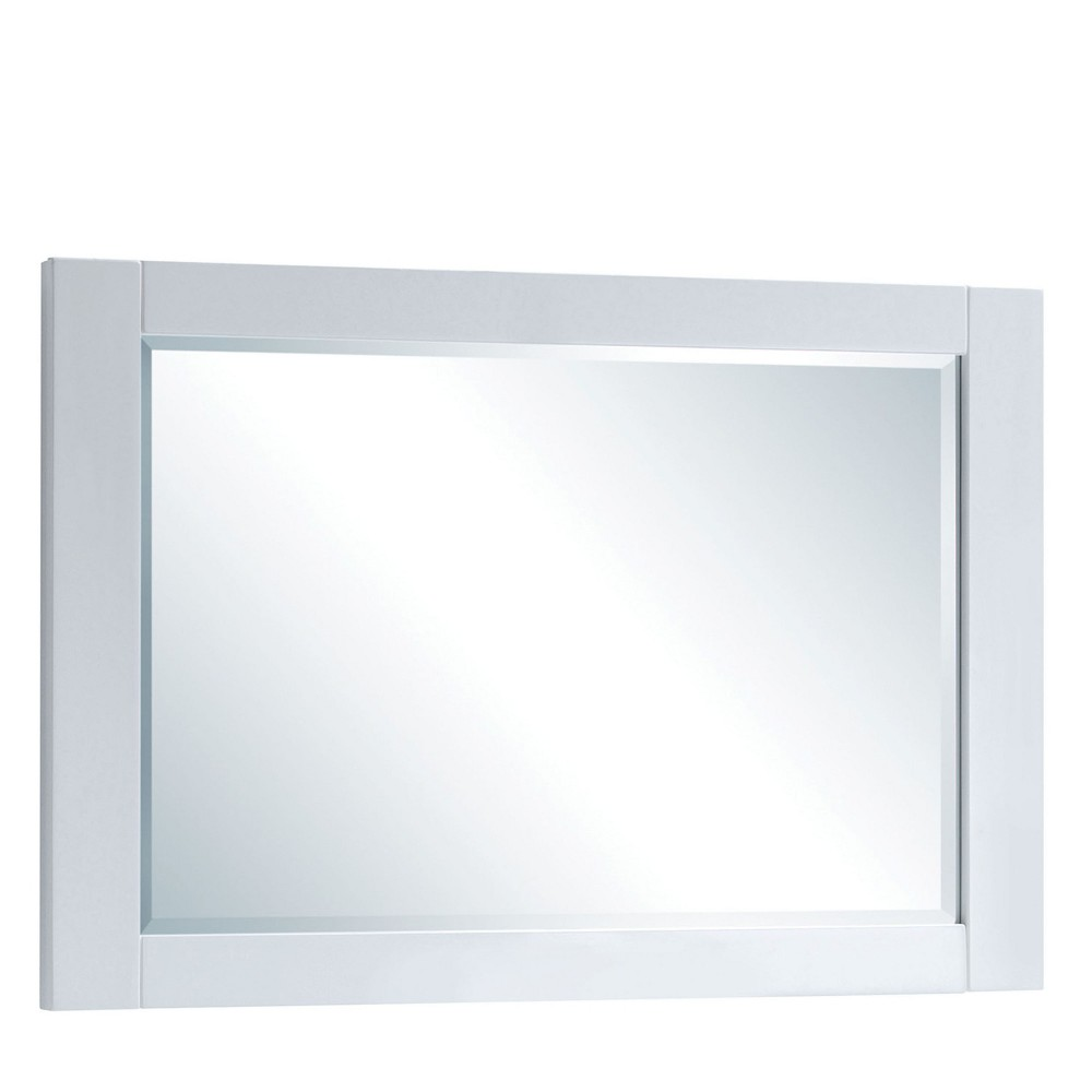 Image of Dresser Mirror Winter White - miBasics