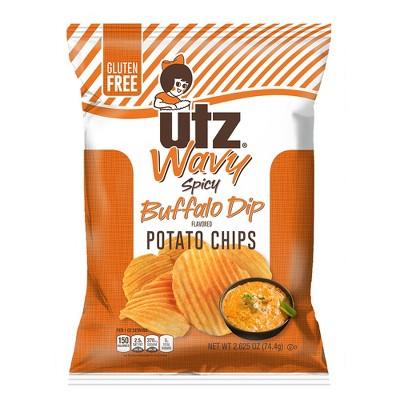 Potato Chips: Utz Wavy