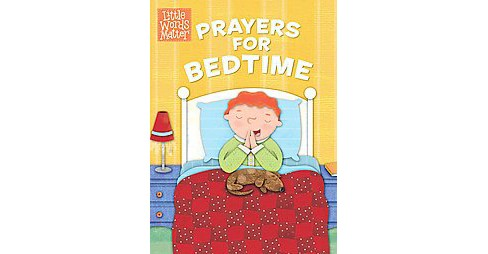 Prayers for Bedtime (Hardcover) (Pamela Kennedy) - image 1 of 1