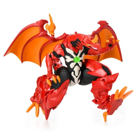 Bakugan Exclusive Deluxe Figure and Card - Dragonoid image number null