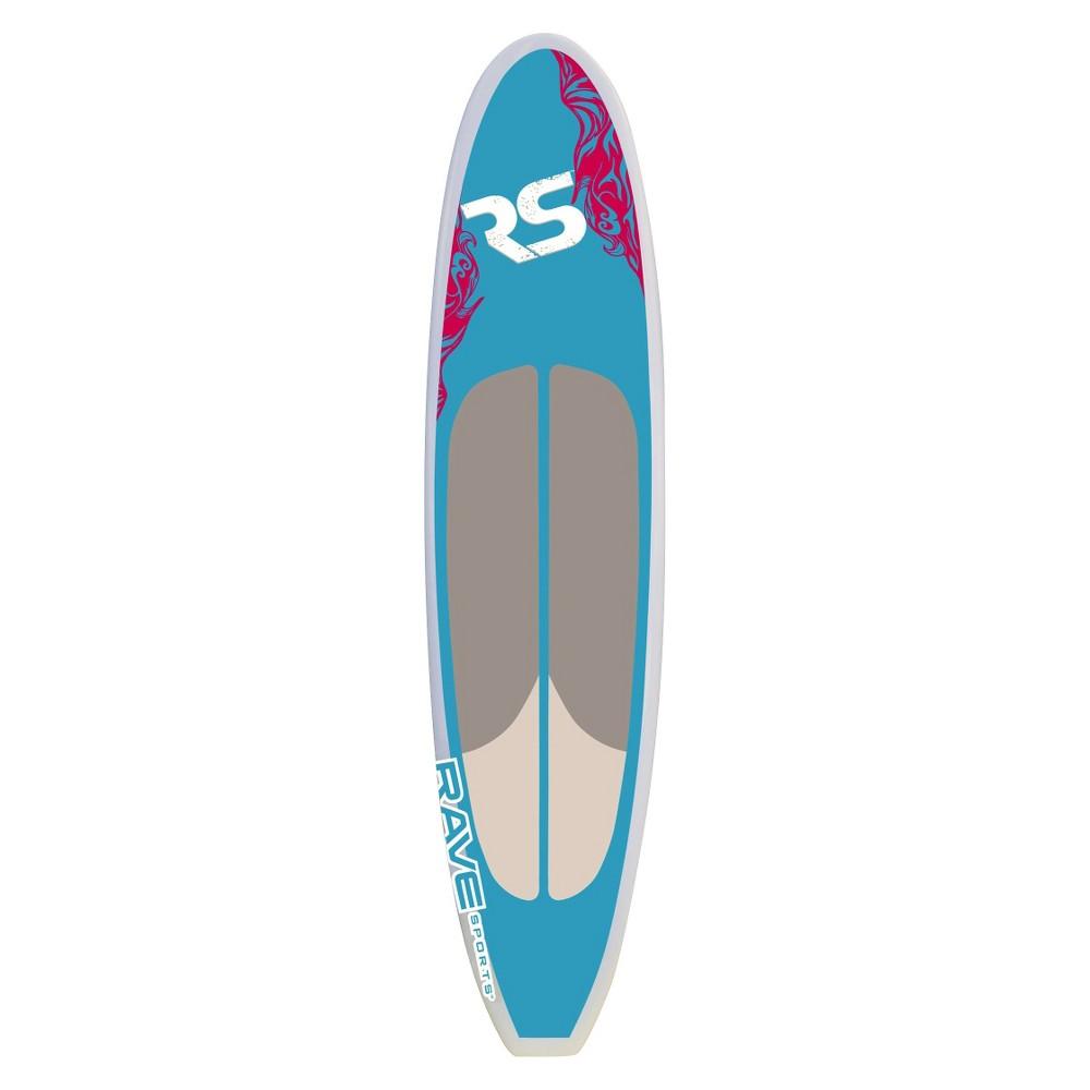 Rave Sports 10' 6 Lake Cruiser Stand Up Paddle Board - Blue