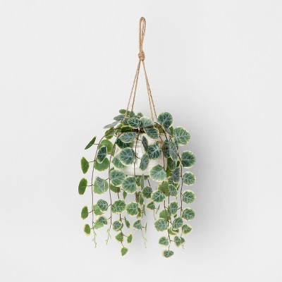 Faux Hanging Vine Potted Plant - Hearth & Hand™ with Magnolia