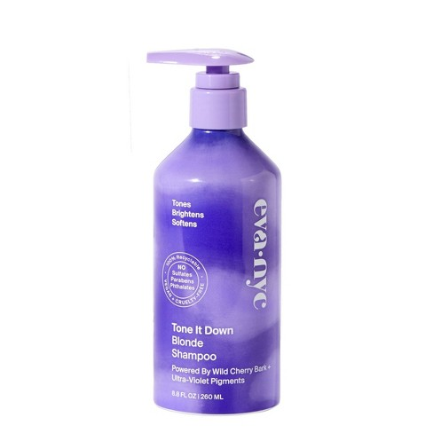 Eva NYC Tone It Down Blonde Shampoo - 8.8 fl oz - image 1 of 4