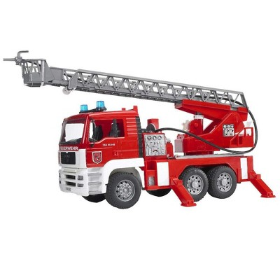 Bruder MAN Fire Engine with Water Pump and Light and Sound Module