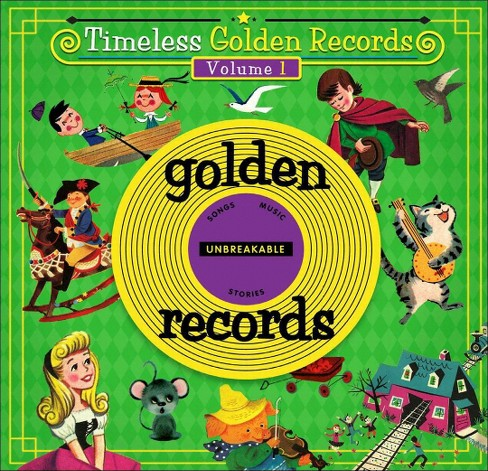 Various - Timeless golden records:Vol 1 (CD) - image 1 of 1