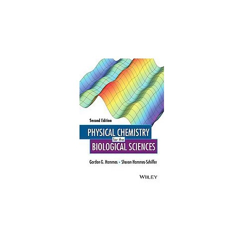 Physical Chemistry For The Biological Sc Methods Of Biochemical