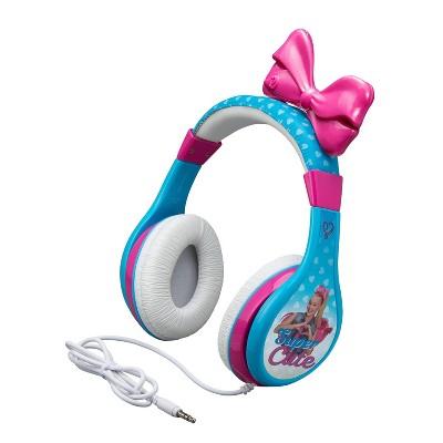 eKids JoJo Siwa Youth Wired Headphones