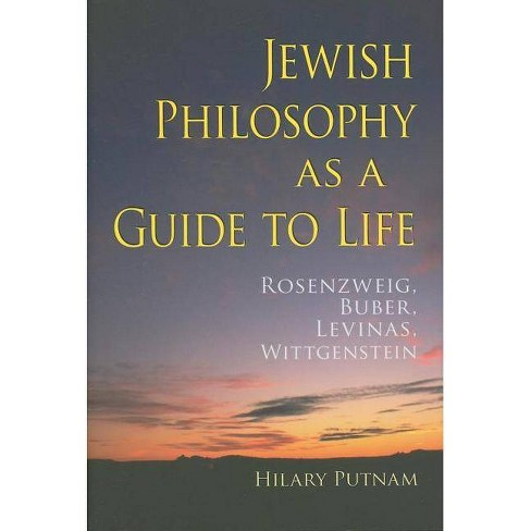Jewish Philosophy as a Guide to Life - (Helen and Martin Schwartz Lectures in Jewish Studies) - image 1 of 1