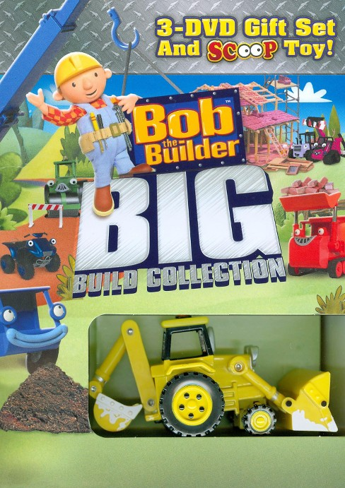 Bob the Builder: Big Build Collection [3 Discs] - image 1 of 1