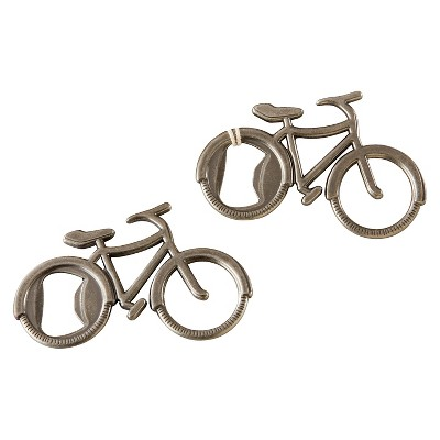 """12ct """"Let's Go On An Adventure"""" Bicycle Bottle Opener"""