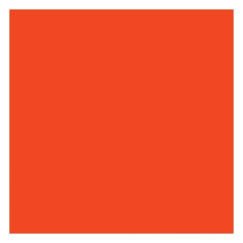 SunWorks Heavyweight Construction Paper, 12 x 18 Inches, Orange, pk of 100 - image 1 of 1