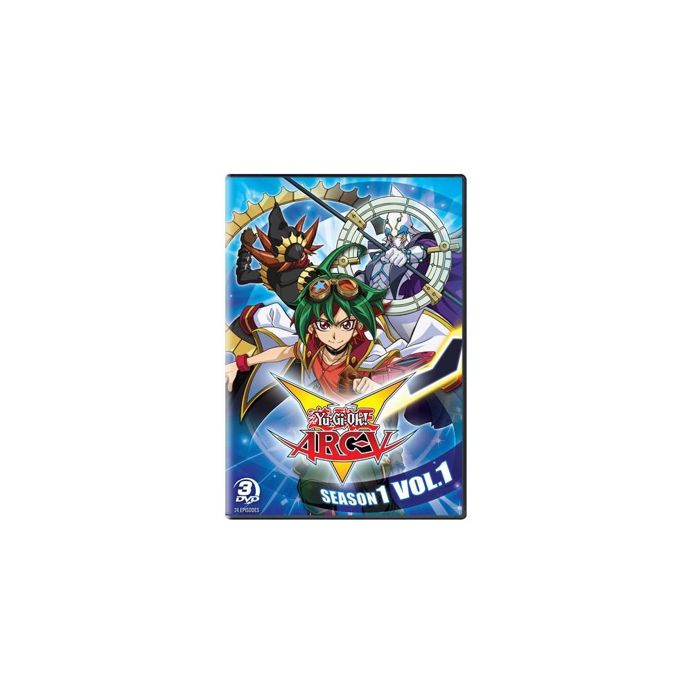 Yu Gi Oh Arc V:Season 1 (Dvd)