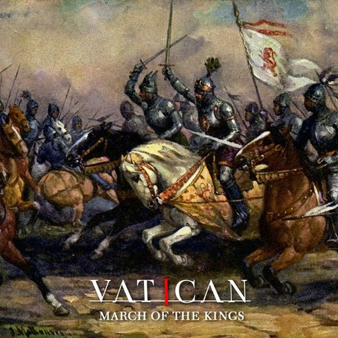 Vatican - March Of The Kings (CD) - image 1 of 1