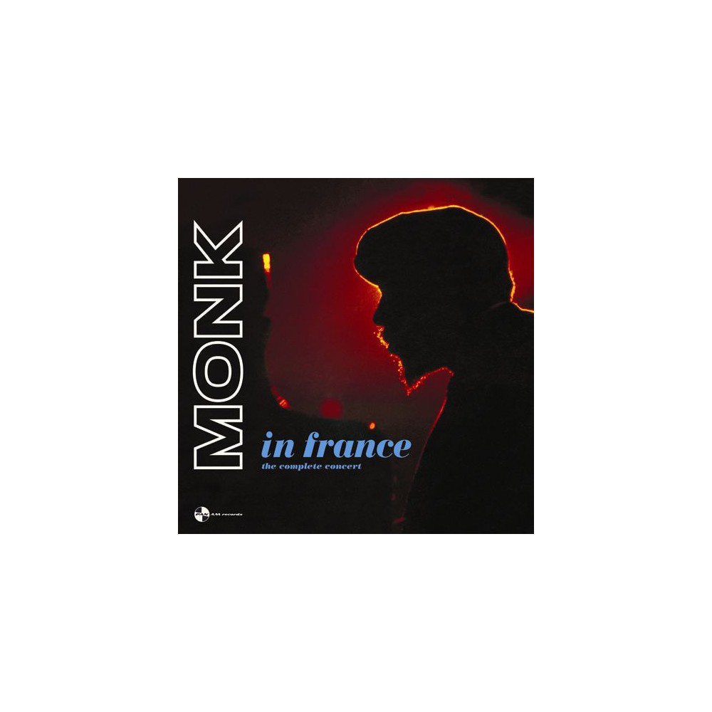Thelonious Monk - In France:Complete Concert (Vinyl)