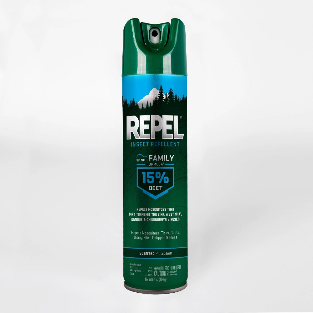 Image of Repel 15% Deet Family Formula Scented Insect Repellent