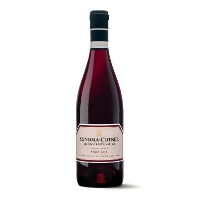 Sonoma-Cutrer Pinot Noir Red Wine - 750ml Bottle