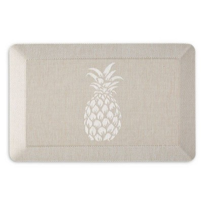 "Martha Stewart 19"" x 32"" Aloha Air Kitchen Mat"