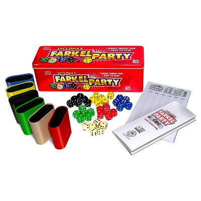 Legendary Games® Let's Have A Farkel Party Game