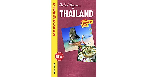 Marco Polo Thailand (Paperback) - image 1 of 1