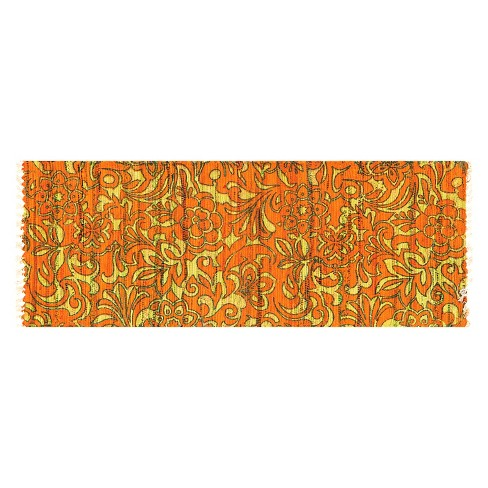 "Loloi Aria Accent Rug - Orange (1'9""X5') - image 1 of 1"