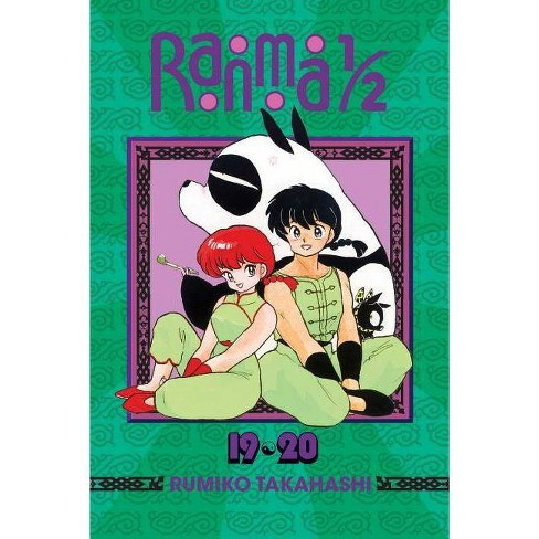 Ranma 1/2 (2-In-1 Edition), Volume 10 - 2 Edition by  Rumiko Takahashi (Paperback) - image 1 of 1