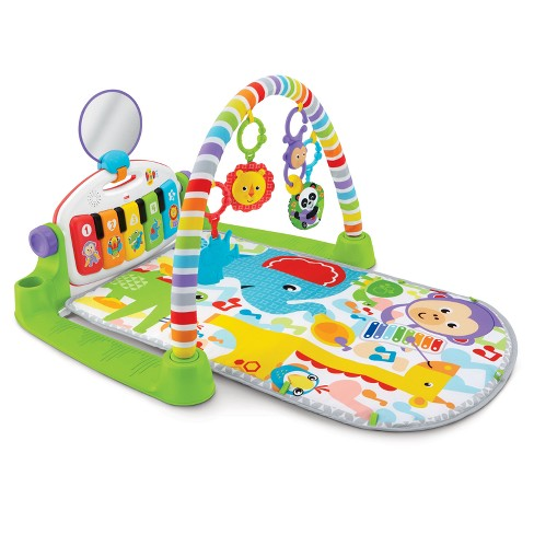 Fisher-Price Deluxe Kick & Play Piano Gym - image 1 of 4
