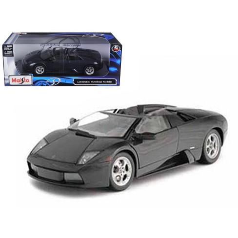 Lamborghini Murcielago Roadster Black 1 18 Diecast Model Car By