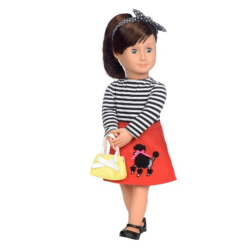 Our Generation® Retro Doll - Peggy™ - image 1 of 2