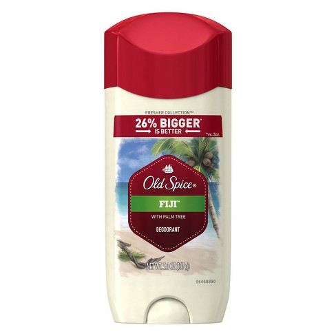 Old Spice Fresher Collection Fiji Deodorant - 3.8oz - image 1 of 2