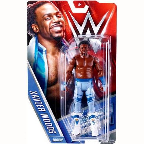WWE Wrestling Series 56 Xavier Woods Action Figure - image 1 of 3