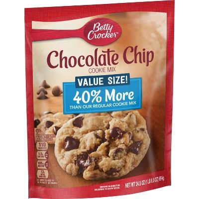 Baking Mixes: Betty Crocker Chocolate Chip Cookie Mix