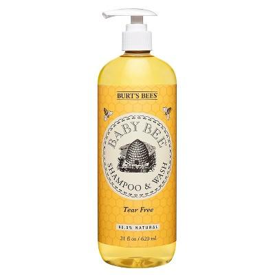 Burt's Bees Baby Bee Shampoo & Wash - 21oz